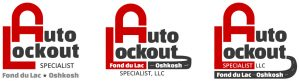Auto Lockout Specialist, LLC logo versions to choose from.